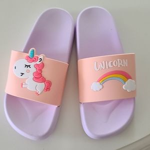Shoes - Unicorn slip on sandals